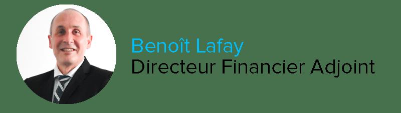 Benoit Lafay Directeur Financier Adjoint Clair Group