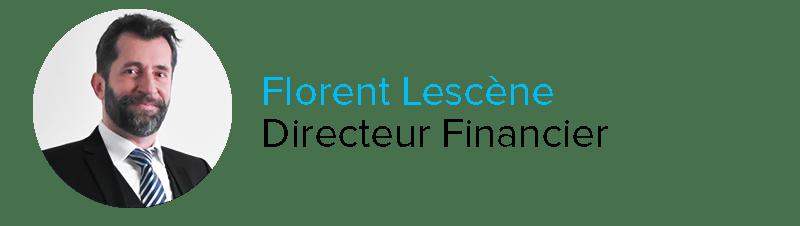Florent Lescène Directeur Financier Clair Group