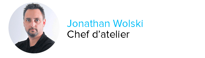 Jonathan Wolski Chef Atelier Astontec