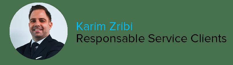 Karim Zribi Responsable Service Clients Astonsky