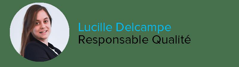 Lucille Delcampe Responsable Qualité Clair Group