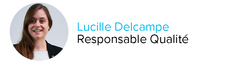 Lucille Delcampe Responsable Qualité
