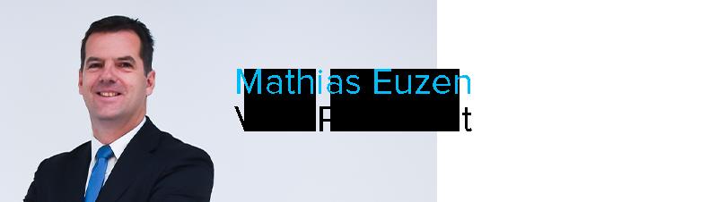 Mathias Euzen Vice Président