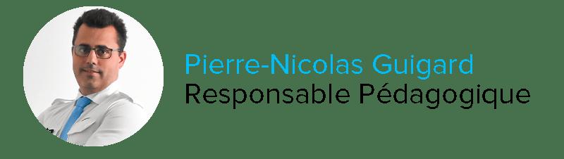 Pierre-Nicolas Guigard Responsable Pédagogique Astonfly