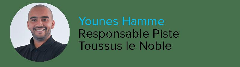 Younes Hamme Responsable Piste Astonsky