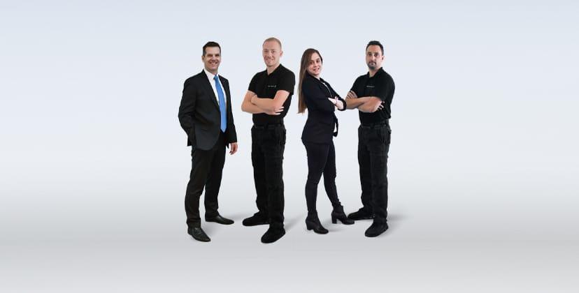L'équipe de direction Astontec