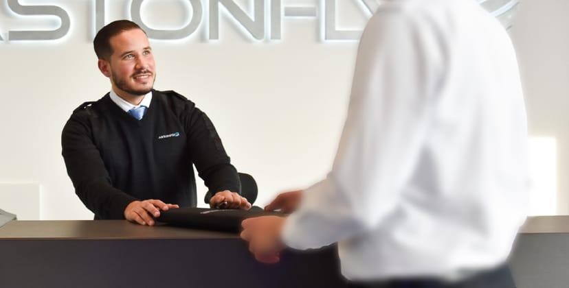 Recrutement chargé de clientèle Astonfly