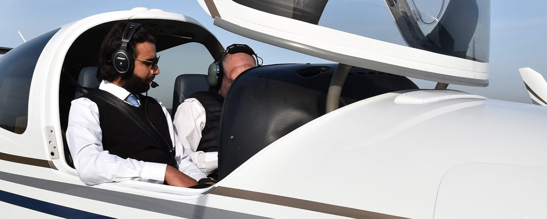 Astonfly, école de formation pour pilotes du groupe Clair Group