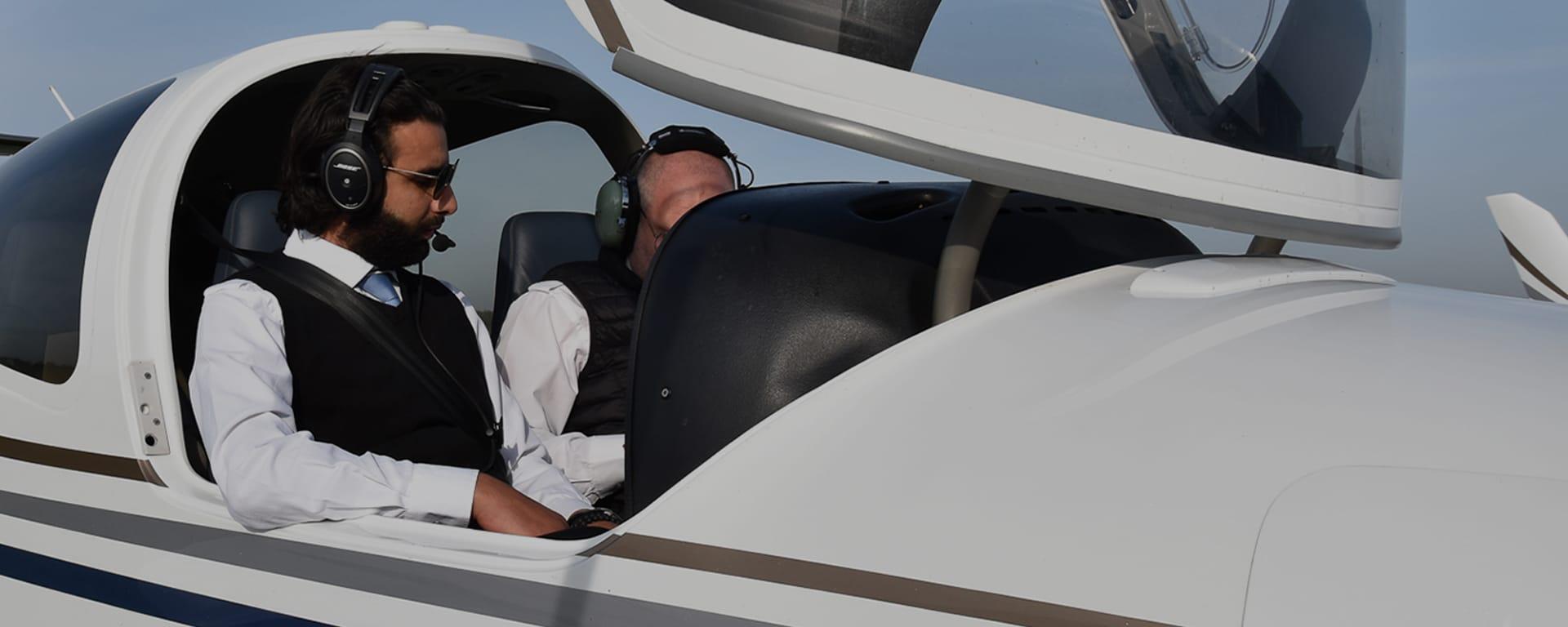 Astonfly, école de formation pour pilote