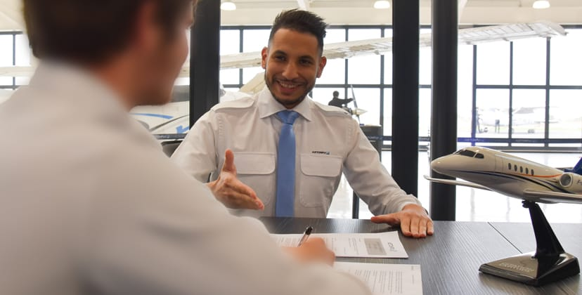 Recrutement commercial chez Astonfly