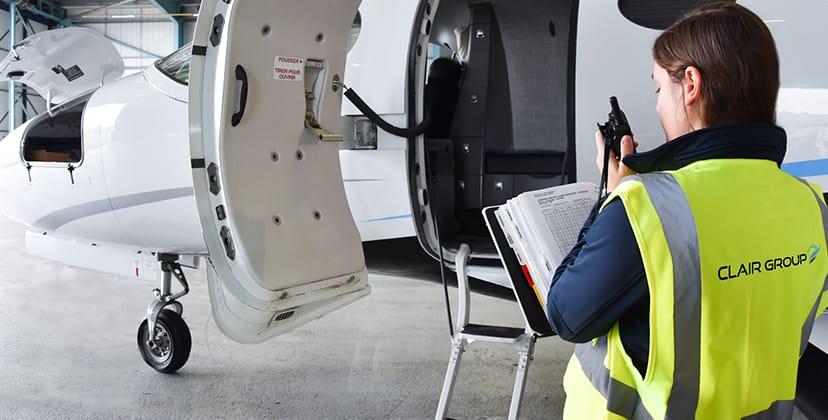 Recrutement service qualité et conformité aéronautique