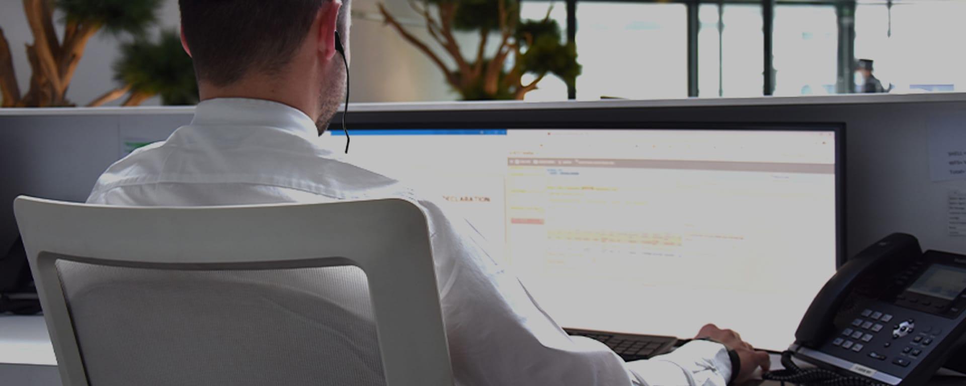 Offre d'emploi au sein du terminal Astonsky : agent d'escale et agent opérations