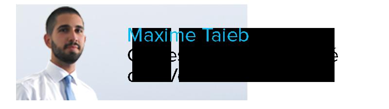 Maxime Taïeb Correspondant Sécurité des vols Astonfly