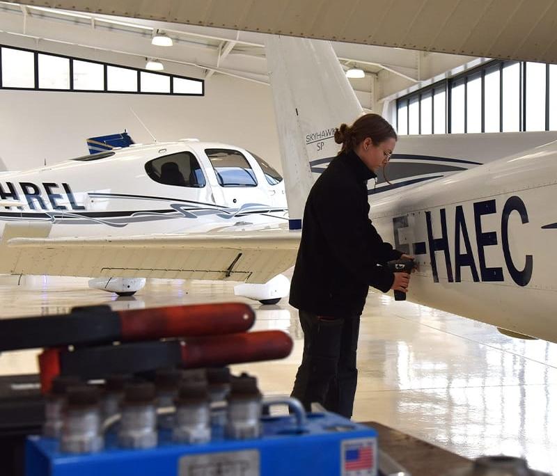 Centre de maintenance Astontec - Maintenance aéronautique