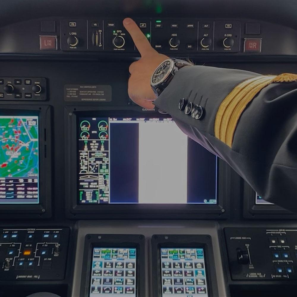 Astonjet, compagnie aérienne d'avions privés