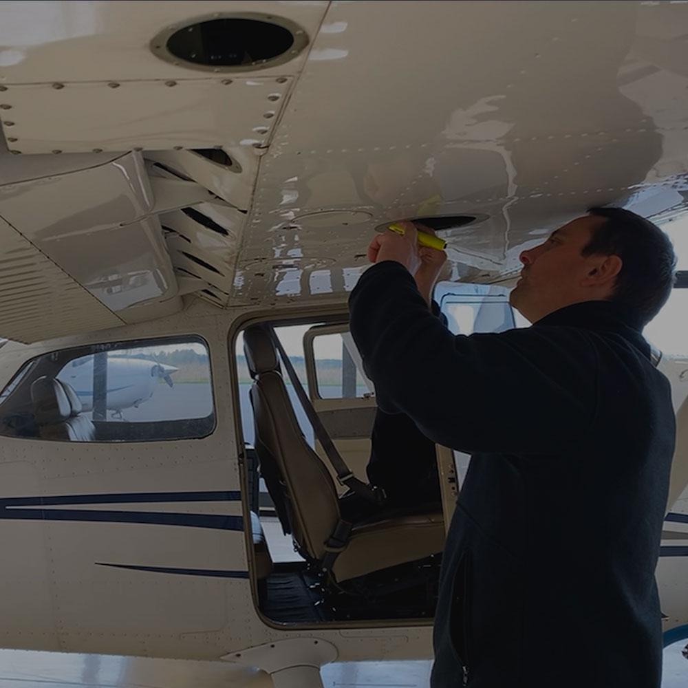 Astontec, centre de maintenance aéronautique